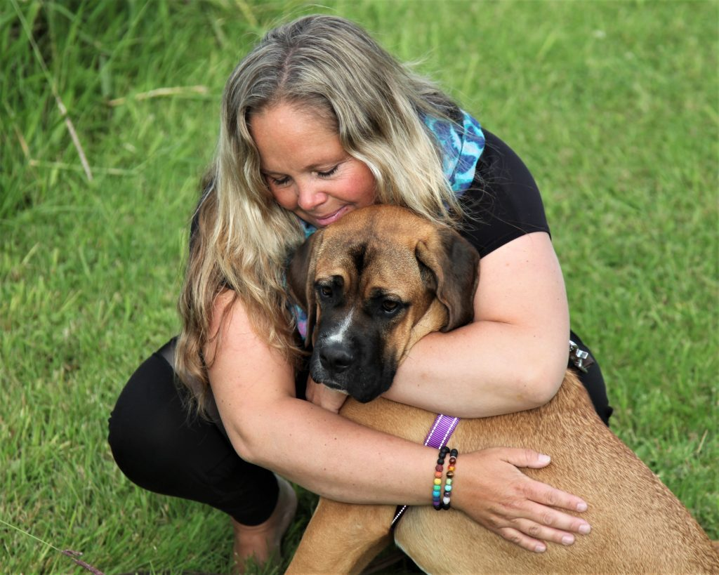 Animals can help with therapy - animal assisted therapy