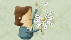 Flower of Failure and Success