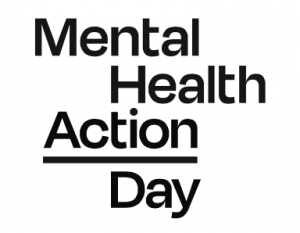 Logo for Mental Health Action Day