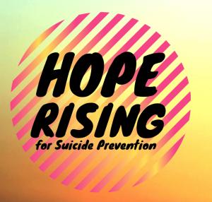 Logo for Hope Rising