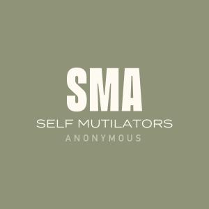Logo for SMA - Self Mutilators Anonymous